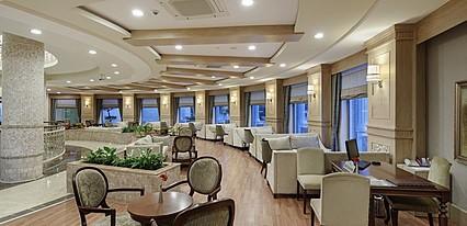 Alba Queen Hotel Genel Görünüm