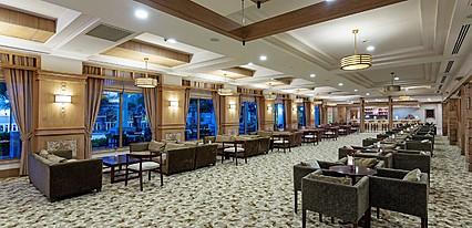Alba Queen Hotel Yeme / İçme