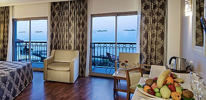 Alba Queen Hotel Oda