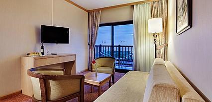 Alba Resort Hotel Oda