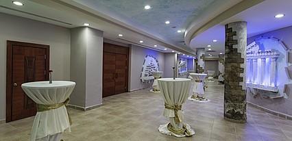 Alba Resort Hotel Genel Görünüm