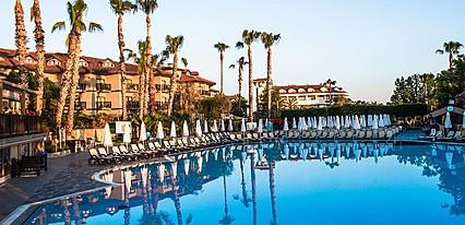 Alba Resort Hotel Havuz / Deniz