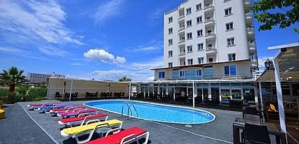 Alder Hotel Genel Görünüm