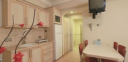 Alenz Suite Hotel Oda