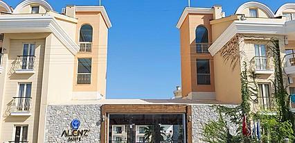 Alenz Suite Hotel Genel Görünüm