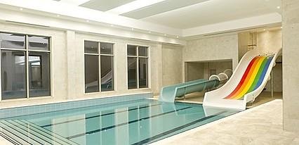 Alila Deluxe Thermal Hotel & Spa Havuz / Deniz