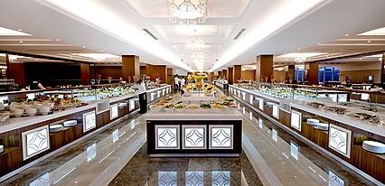 Alila Deluxe Thermal Hotel & Spa Yeme / İçme