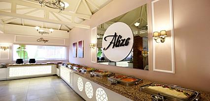 Alize Otel Yeme / İçme