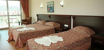 Alkan Hotel Oda