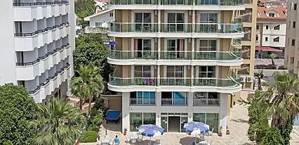 Alkan Hotel Havuz / Deniz