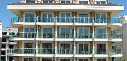Alkan Hotel Genel Görünüm