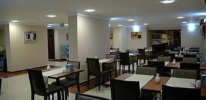 Alkan Hotel Yeme / İçme