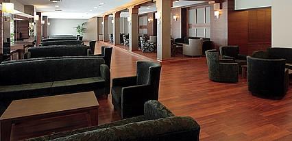 Alkoçlar Uludağ Hotel Genel Görünüm