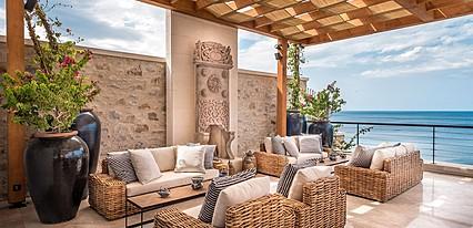 Allium Villas Resort Otel Genel Görünüm