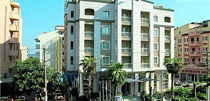 Almena Hotel Genel Görünüm