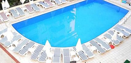 Almena Hotel Havuz / Deniz