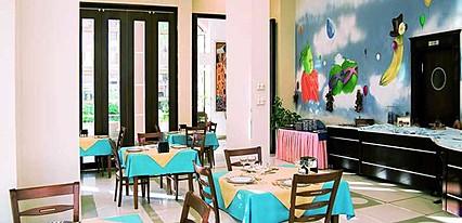 Almena Hotel Yeme / İçme