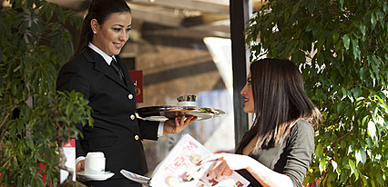 Almira Otel Yeme / İçme