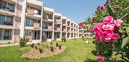 Altiner Hotel Genel Görünüm