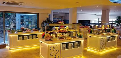 Altınorfoz Hotel Yeme / İçme