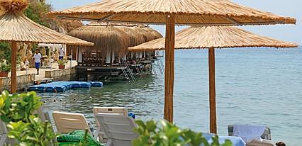 Altınorfoz Hotel Havuz / Deniz