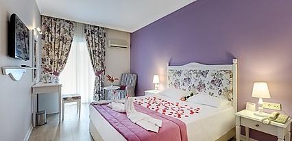 Altınorfoz Hotel Oda