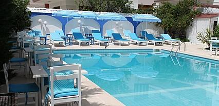 Altınyaz Hotel Havuz / Deniz