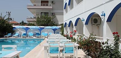 Altınyaz Hotel Genel Görünüm