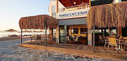 Altınyunus Resort Thermal Hotel Havuz / Deniz