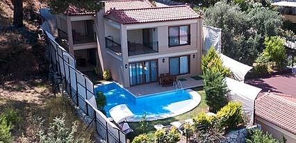 Alya Villa Hotel Genel Görünüm