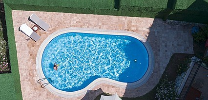 Alya Villa Hotel Havuz / Deniz