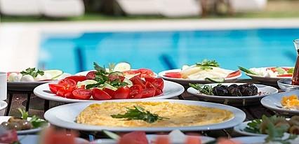 Alya Villa Hotel Yeme / İçme