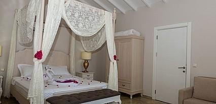 Alya Villa Hotel Oda