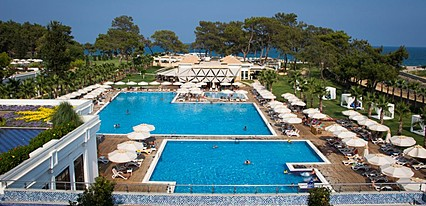 Amara Premier Palace Havuz / Deniz