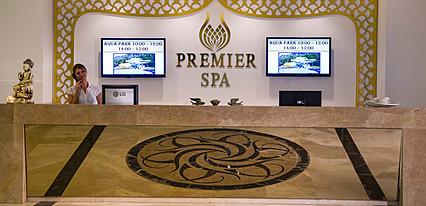 Amara Premier Palace Genel Görünüm