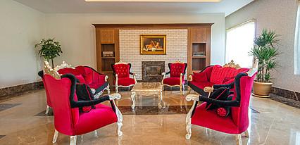 Amara Prestige Elite Hotel Genel Görünüm