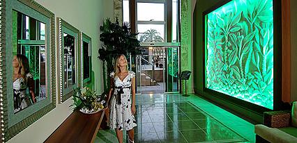 Ambassador Otel Kemer Genel Görünüm