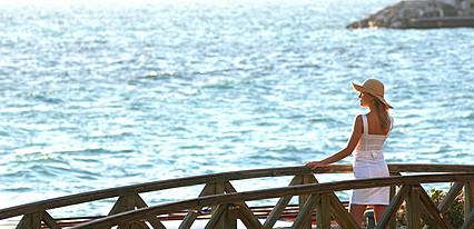 Ambassador Otel Kemer Havuz / Deniz