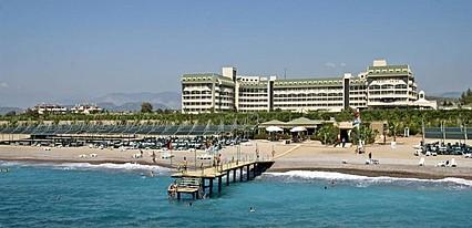 Amelia Beach Resort Hotel Spa Genel Görünüm