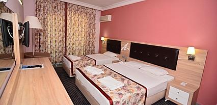 Ananas Hotel Oda