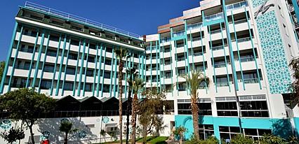 Ananas Hotel Genel Görünüm