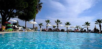 Anitaş Hotel Havuz / Deniz