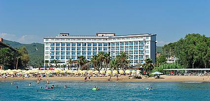 Annabella Diamond Hotel Genel Görünüm
