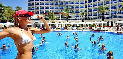 Annabella Diamond Hotel Havuz / Deniz