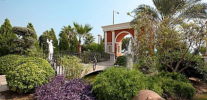 Antique Roman Palace Hotel Genel Görünüm