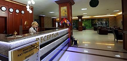 Anvatar Termal Otel Genel Görünüm
