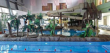 Aqua Fantasy Aquapark Hotel Spa Havuz / Deniz