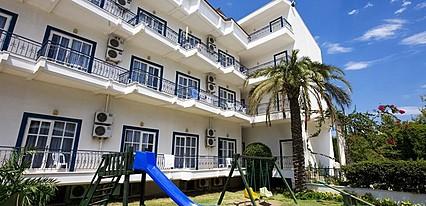 Ares Blue Hotel Genel Görünüm