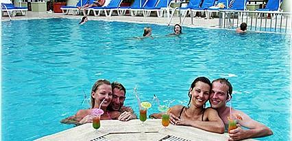 Ares City Otel Havuz / Deniz