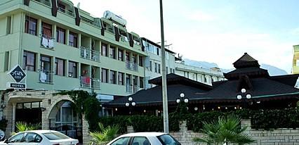 Ares City Otel Genel Görünüm